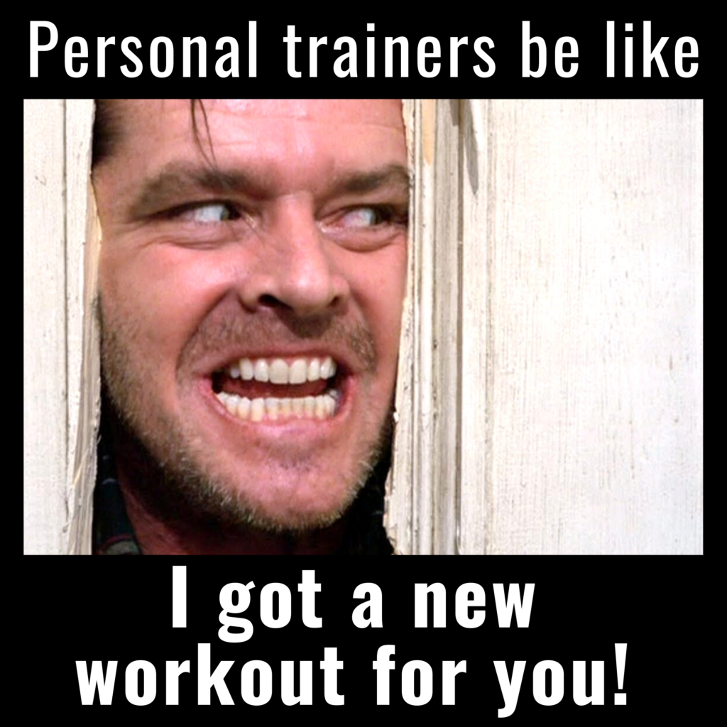 personal trainer venture capital gym fitness sports workout