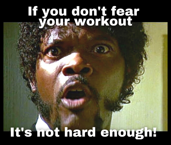 Gym humor Motivation Workout Personal trainer fitness sports